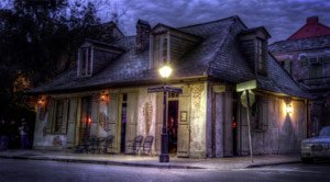 Lafitte's Blacksmith Shop - Vieux Carre Venues